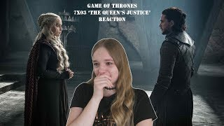 Game of Thrones episode 7x03 'The queen's justice' reaction
