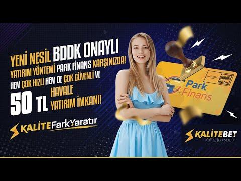 Kalitebet - Kalitebet'te Park Finans ile Para Transferi Nasıl Gerçekleştirilir?