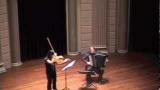 "Duo MARES - ""Tangente"" live at Concertgebouw Amsterdam"