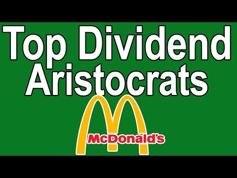 MCD Stock Analysis - Top Dividend Aristocrat Stocks - McDonalds Dividend Stock Analysis