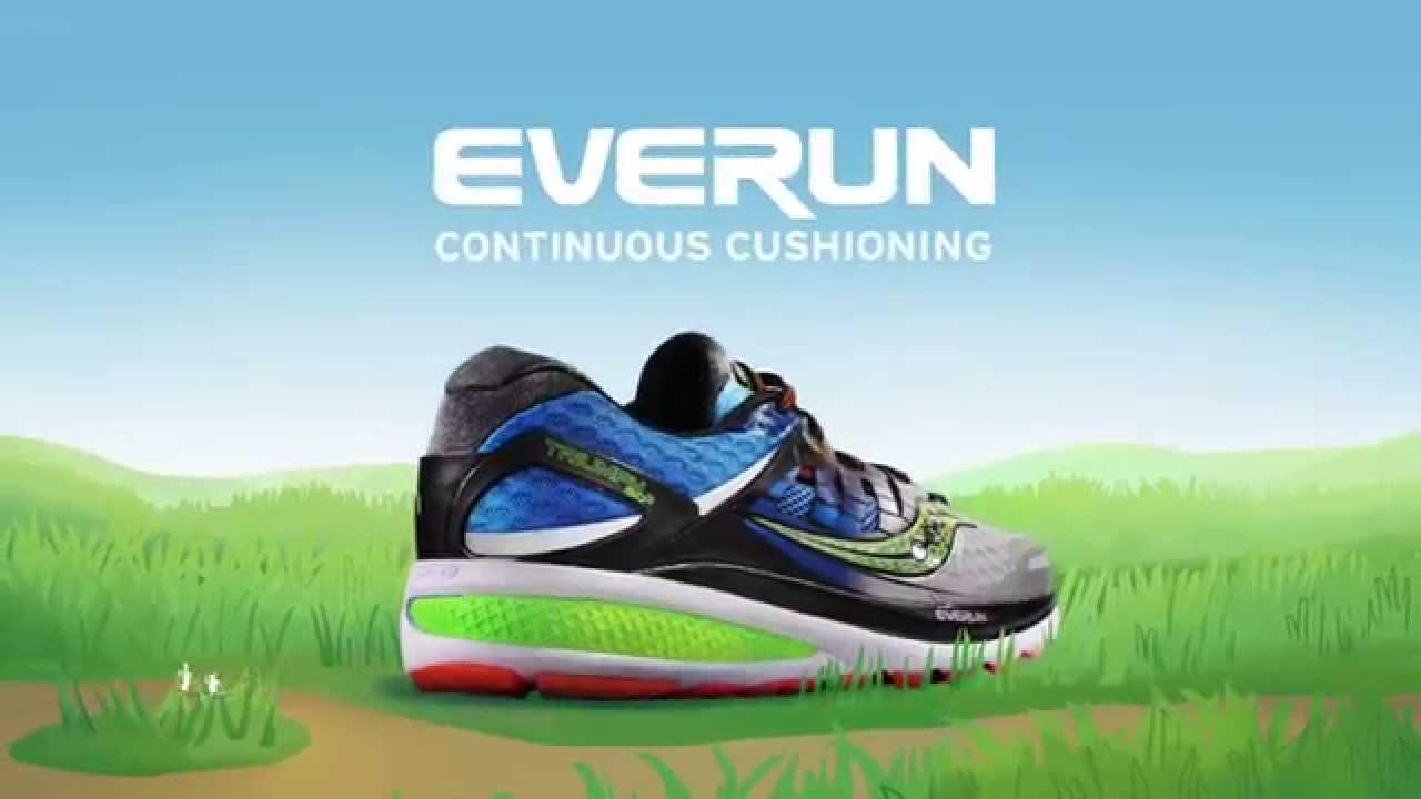 saucony everun mens