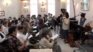 2011/6/19 第87回あづみ野うたごえ喫茶 作詞・作曲:堀六平 安曇野出身...