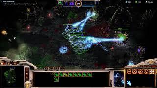 [스타크래프트2][커스텀 캠페인] 프로토스의 날개 09-B. 헤이븐의 몰락