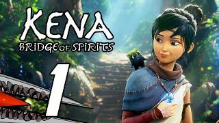 Kena: Bridge of Spirits - Full Game Gameplay Walkthrough Part 1 - The Spirit Guide (PC)
