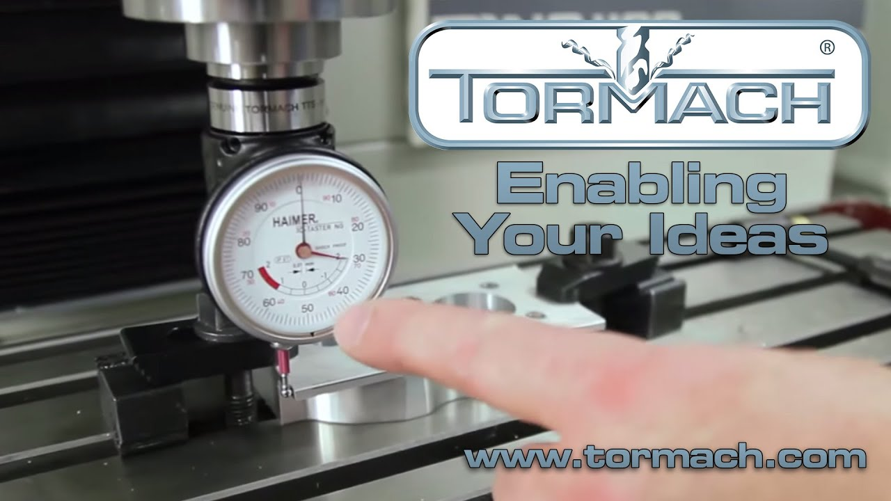 How To Use A Haimer 3d Sensor For Mill Setup Tormach Cnc