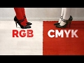 Why RGB Can Never Be Used For Print RGB Vs CMYK mp3