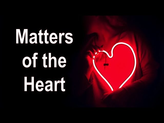 Matters of the Heart - 1 Timothy 6:1-10 – October 11th, 2020