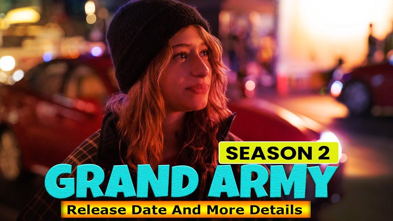 Netflix confirms teen drama Grand Army's future after season 1