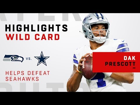 Dak Prescott Leads Cowboys to Victory Over Seahawks
