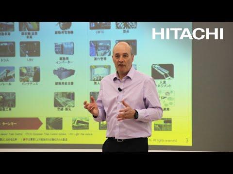 """Hitachi IR Day 2016"" Railway Systems BU session - Hitachi"