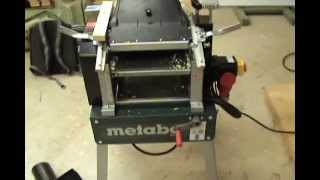 Assembling And Review Of Metabo Hc 260c