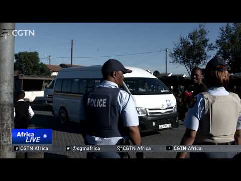 South African crime stats reveal worrying 57 murders daily