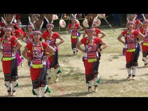 蘆竹區原住民豐年祭 在內厝河濱公園盛大舉行