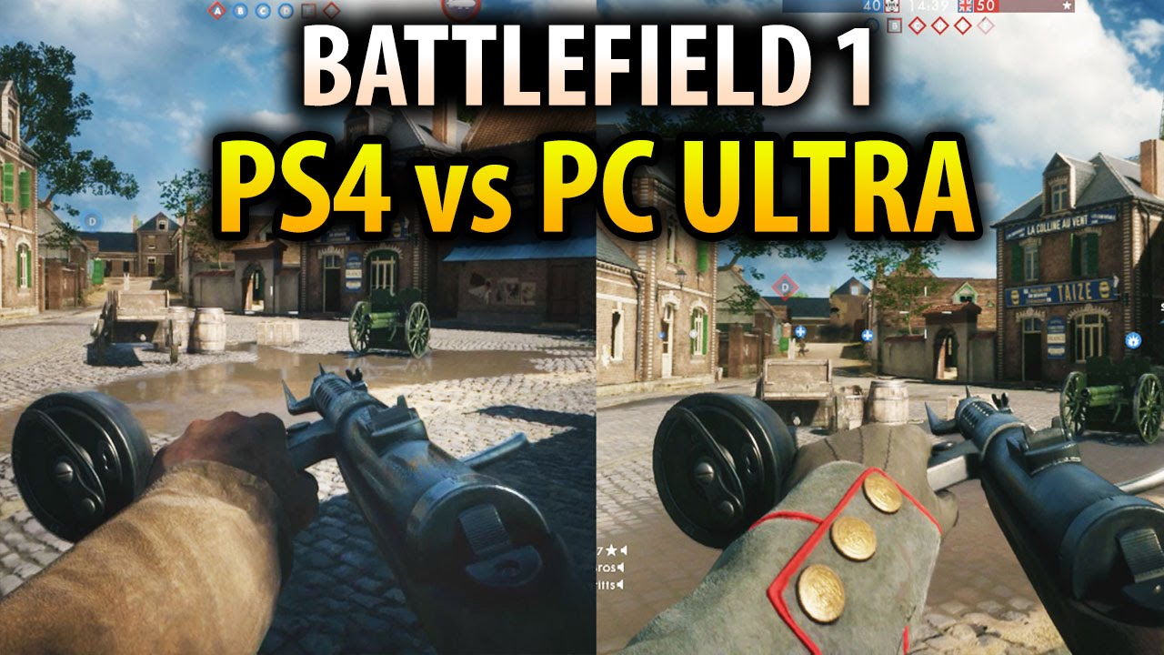 BATTLEFIELD 1 TOP 5 PRO SETTINGS TO IMPROVE GAMEPLAY BF1 ...