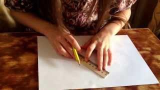 Как нарисовать звезду(через YouTube Объектив., 2014-01-18T09:26:22.000Z)