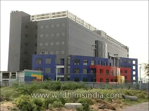 Noida Reliance Energy Office building in Noida, Uttar Pradesh