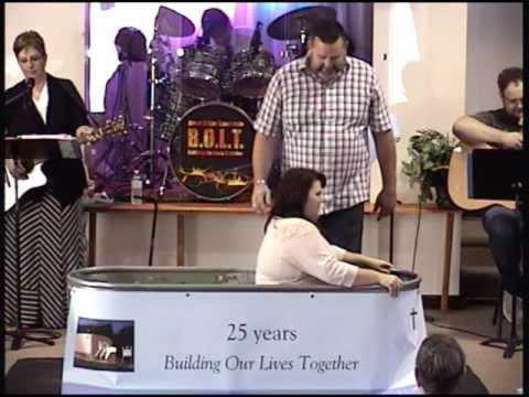 Baptism, Healing and Miracle Service 10-30-2016