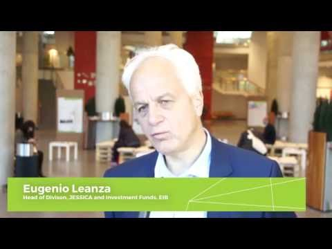 Interview with Eugenio Leanza, Head of Division, JESSICA and Investment Funds, EIB