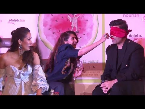 Karan Johar & Shahid Kapoor's Wife Mira Rajput's FUNNY Game On Parenthood