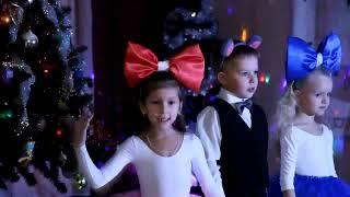 Новый Год в детском саду №70 Ярославля