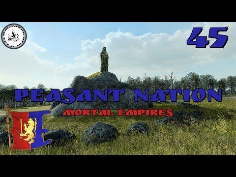 Bretonnia Louen Leoncoeur 45 | Total War: Warhammer 2 Mortal Empires