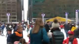 New York City 2018 Holiday Season Bryant Park 2