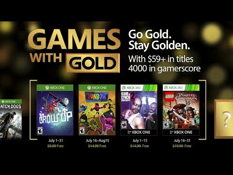 Xbox Games with Gold Videos