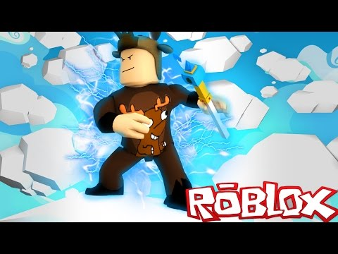 SKY ISLANDS & KILLING BANDITS IN ROBLOX! (Roblox Arcane Adventures)
