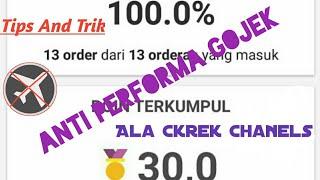 Trik And Tips Performa Gojek Driver V3.81 100% #Anti Performa Ori Atau Mod No Blok Order Caranya...