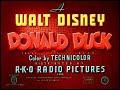 Donald Duck : Lucky Number ( Recreation Titles)