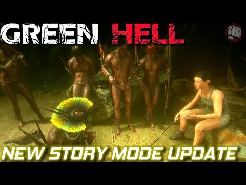 New Story Mode Update | Green Hell Gameplay | First Look | EP1