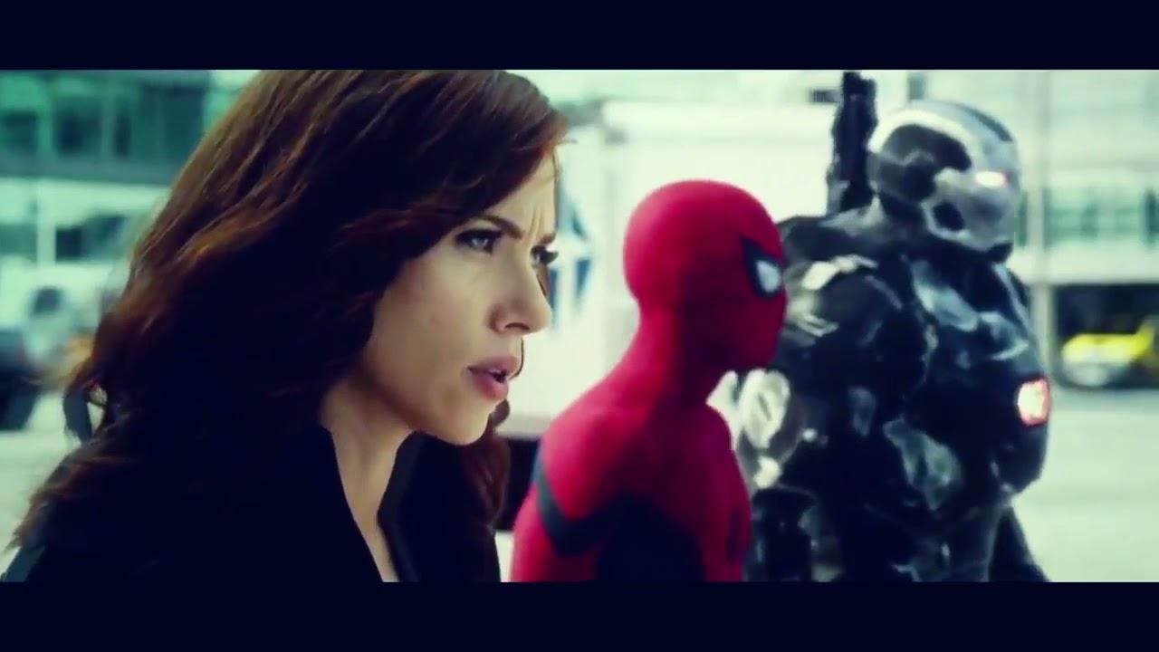 "Download ""Captain America : Civil War"" Best fight scenes AIRPORT BATTLE HD 1080 Only Fight Scenes720p"