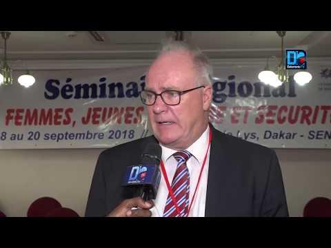 Terrorisme et résilience   « Le Sénégal peut servir de pilote au niveau de la sous région »