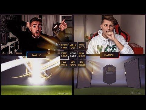 FIFA 18: OMG! OTW WALKOUT im PACK OPENING BATTLE 🤑😍🔥 FifaGaming vs Wakez Ultimate Team
