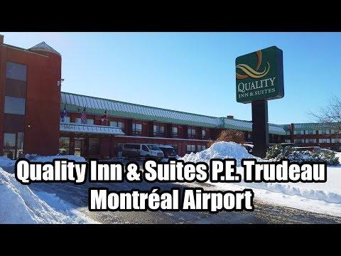 Quality Inn & Suites P.E. Trudeau Montréal Airport