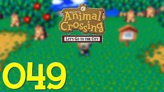 Let's play Animal Crossing - Let's go to the City [49] [HD] - Das Resetti-Problem