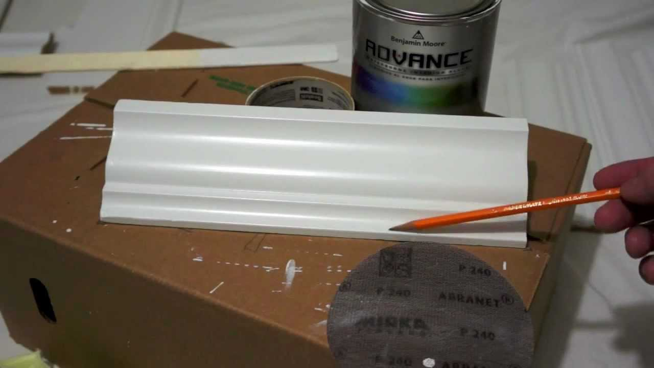 Delicieux Hand Brushing Fine Finishes Part 1 Of 2 Benjamin Moore Advance