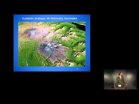 A new model for the origin of life - Bruce Damer and Dave Deamer (SETITalks)
