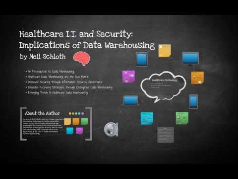 Healthcare I.T. and Security: The Implications and Applications of Data Warehousing