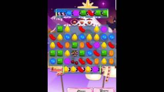 Candy Crush Saga Level 1400 No Booster  with Tips
