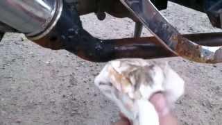 Как избавиться от ржавчины на деталях(, 2014-05-22T14:57:38.000Z)