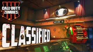 Black Ops 4 Zombies: 'CLASSIFIED' First Live Attempt! w/Syndicate!