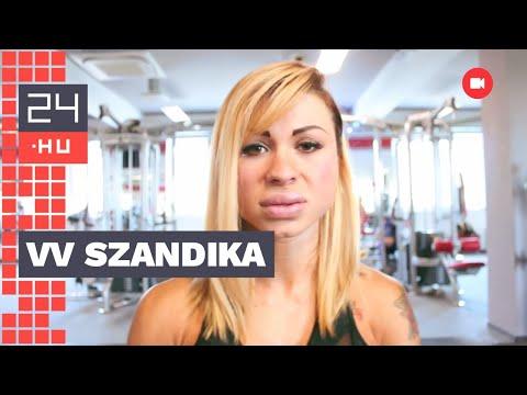 A kigyúrt VV Szandika lealázta a 24.hu riporterét | 24.hu letöltés