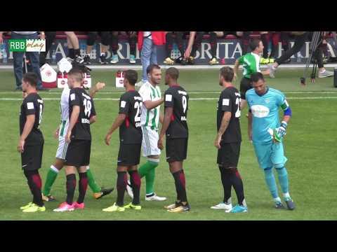 Resumen del partido Eintracht Frankfurt-Real Betis (3-0)