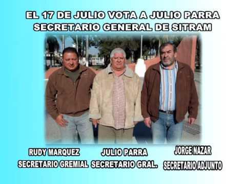 JULIO PARRA CORREGIDA