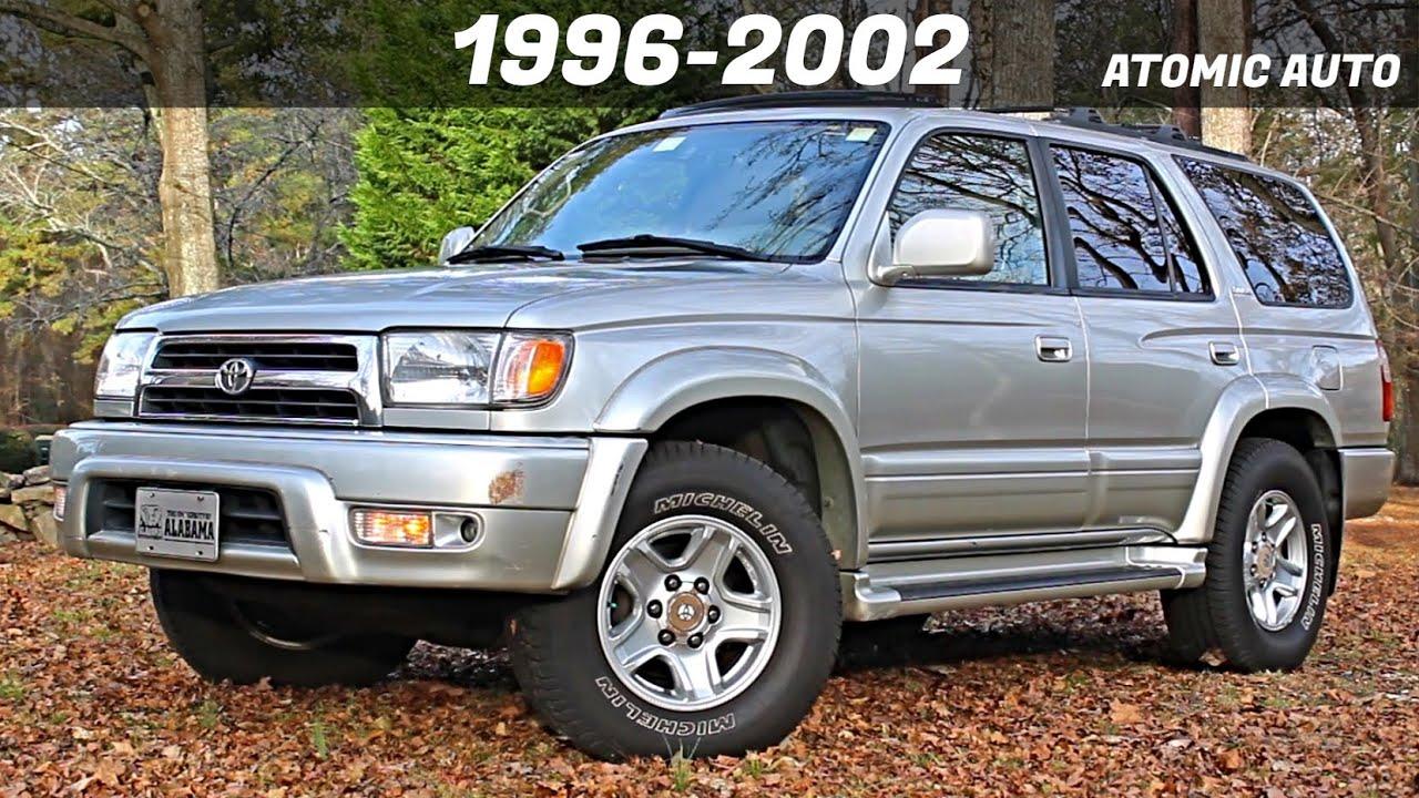 Best Year 4runner >> 2000 Toyota 4runner 4x4 Third Gen Is Best Gen
