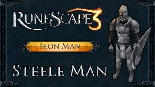 Steele Man Episode 025 - God Wars Task