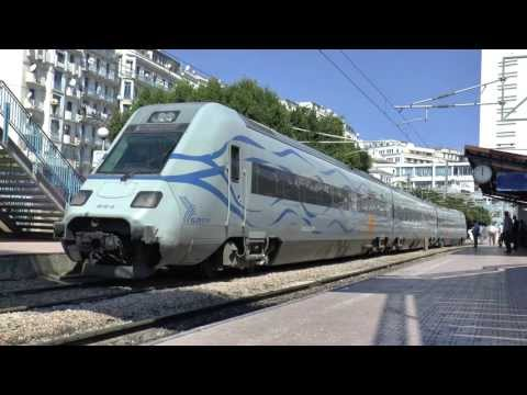 ALGERIAN RAILWAYS SEPTEMBER 2013