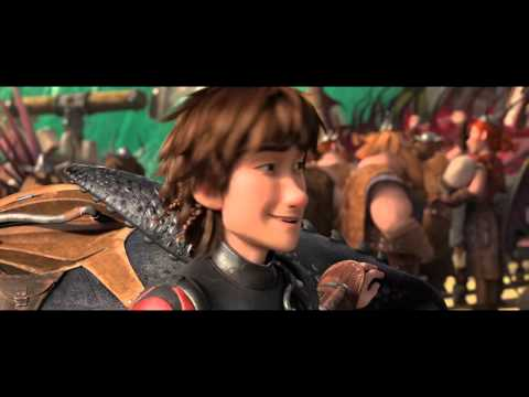"""Httyd 1+2: Hiccup and Stoick """"Bet My Life"""""""