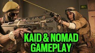 Nomad and Kaid Gameplay - Rainbow Six Siege